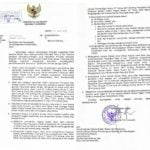 Surat Menteri Dalam Negeri Republik Indonesia