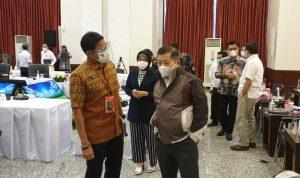 Pimpin Rapat Multipihak, Menteri Suharso Bahas Destinasi Pariwisata Prioritas
