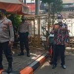 Polres Metro Jakarta Barat Meninjau Langsung Vaksin Di Gedung Yaskum Indonesia