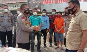 Pembunuhan Bendahara Desa Saeru Melayu, Terancam Hukuman Mati