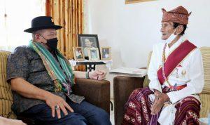 Raja Kupang bersama Ketua DPD RI