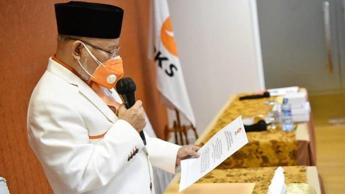 Ketua Dewan Syariah PKS, Surahman Hidayat (Dok. DPP PKS)