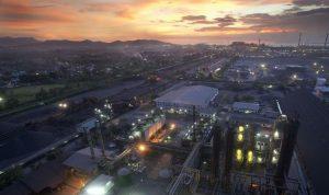 pelaku industri baja dan besi